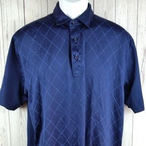 Brooks Brothers OFFICIAL St. Andrews Links Polo